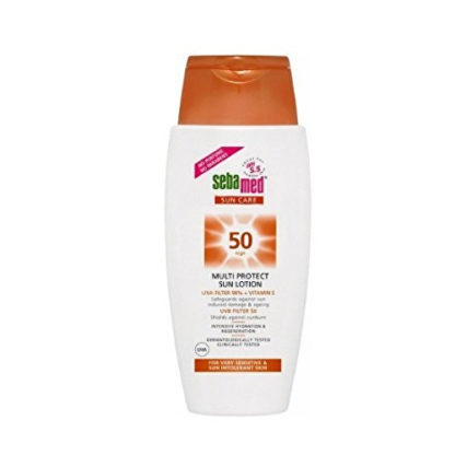 Sebamed Opalovací mléko SPF 50 Sun Care (Multi Protect Sun Lotion) 150 ml
