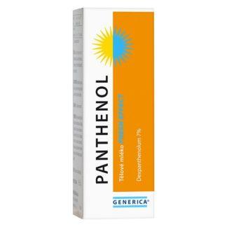 Panthenol foam 150ml Generica
