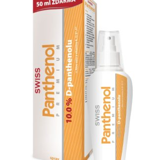 Panthenol 10% Swiss PREMIUM spray 150+25ml