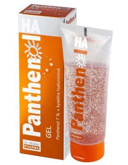 Dr.Müller Panthenol HA gel 7% 100ml