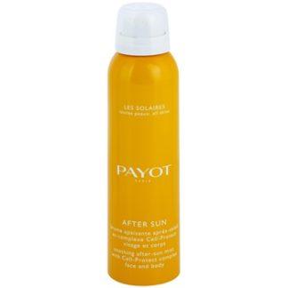 Payot After Sun zklidňující mléko po opalování na obličej a tělo (Cell protect Complex) 125 ml