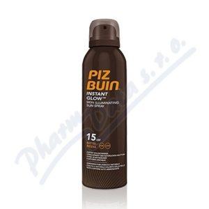 PIZ BUIN Instant Glow SPF 15 spray 150ml