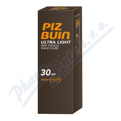 PIZ BUIN SPF30 Ultra Lgh.Dry Touch Sun Fluid 150ml