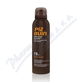PIZ BUIN Instant Glow SPF 15 spray 150ml