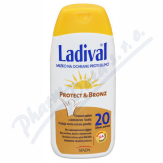 Ladival Protect a Bronz 200ml