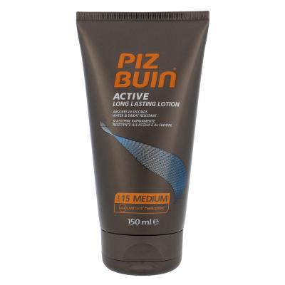 PIZ BUIN Active SPF15 150 ml opalovací přípravek na tělo pro ženy