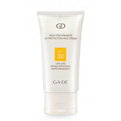 GA-DE Pleťový opalovací krém SPF 30 (High Performance UV Protection Face Cream) 50 ml