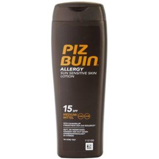 Piz Buin Allergy mléko na opalování SPF 15 (Allergy Sun Lotion) 200 ml