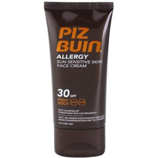 Piz Buin Allergy opalovací krém na obličej SPF 30 (Sun Sensitive Skin Face Cream) 50 ml