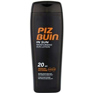 Piz Buin In Sun hydratační krém na opalování SPF 20 ( Moisturising Sun Lotion) 200 ml