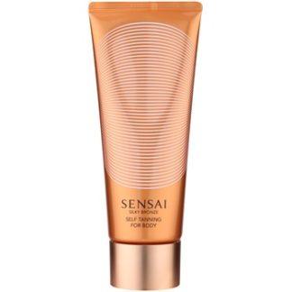 Sensai Silky Bronze samoopalovací gel na tělo (Self Tanning for Body) 150 ml
