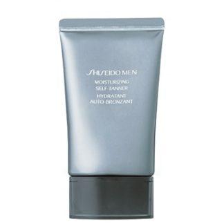 Shiseido Men Anti-Fatigue samoopalovací krém na obličej s hydratačním účinkem (Moisturizing Self-Tanner) 50 ml