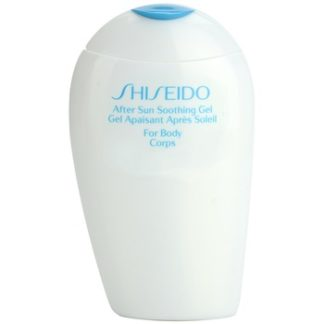Shiseido Sun After Sun chladivý gel po opalování na tělo (After Sun Soothing Gel for Body) 150 ml