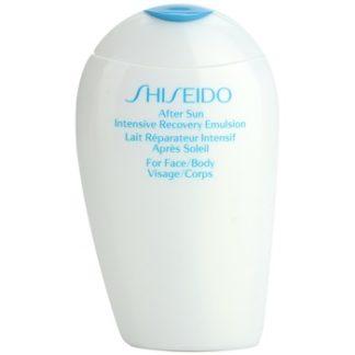 Shiseido Sun After Sun obnovujíci emulze po opalování na obličej a tělo (After Sun Intensive Recovery Emulsion for Face and Body) 150 ml