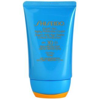 Shiseido Sun Protection opalovací krém na obličej SPF 30 (Expert Sun Aging Protection Cream) 50 ml