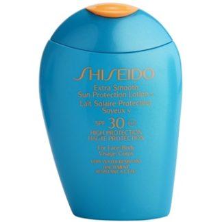 Shiseido Sun Protection opalovací mléko na obličej a tělo SPF 30 (Expert Sun Aging Protection Lotion Plus) 100 ml