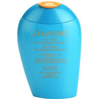 Shiseido Sun Protection opalovací mléko na obličej a tělo SPF 50+ (Expert Sun Aging Protection Lotion Plus) 100 ml