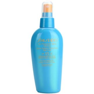 Shiseido Sun Protection sprej na opalování SPF 15 (Sun Protection Spray Oil-Free for Face