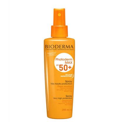 Bioderma Sprej pro citlivou pleť SPF 50+ Photoderm MAX (Spray Very Hight Protection) 200 ml