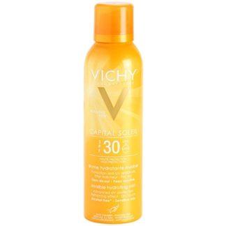 Vichy Capital Soleil neviditelný ochranný sprej SPF 30 (Invisible Hydrating Mist) 200 ml