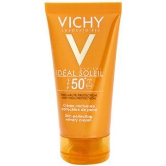 Vichy Idéal Soleil Capital ochranný krém pro sametově jemnou pleť SPF 50+ (Waterproof
