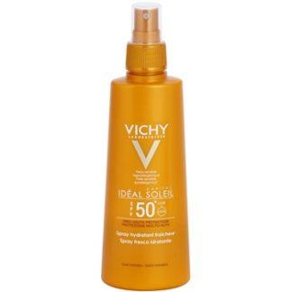 Vichy Idéal Soleil Capital ochranný sprej s hydratačním účinkem SPF 50+ (Hypoallergenic