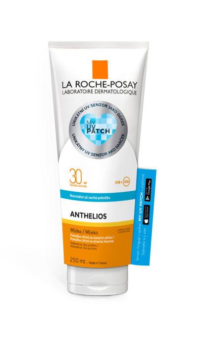 LA ROCHE-POSAY ANTHELIOS mléko SPF30 250ml UV PATCH