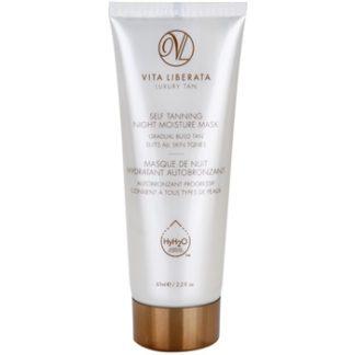 Vita Liberata Skin Care samoopalovací noční hydratační maska (Luxury Tan) 65 ml