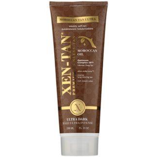 Xen-Tan The Ultimate Tan samoopalovací krém na tělo a obličej odstín Ultra Dark (Tropical Scent) 236 ml